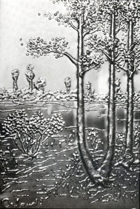 OPERA N. 44 - Misure 43,18Hx27,94L cm