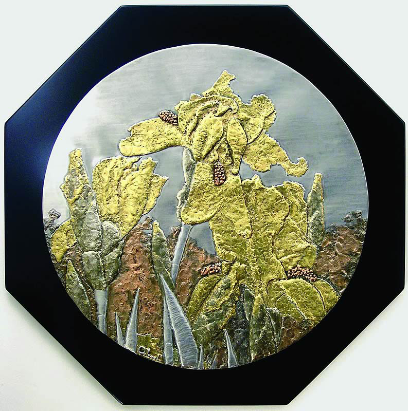 OPERA N. 28 - diametro 19,05 cm