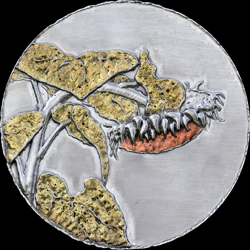 OPERA N. 25 - diametro 27 cm